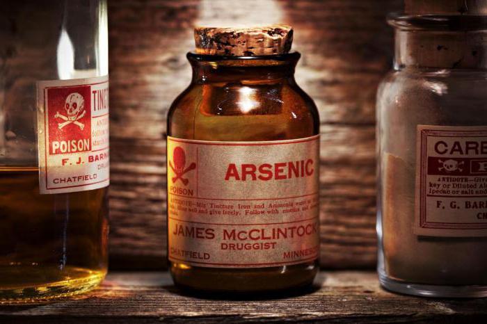 Co je arzén?