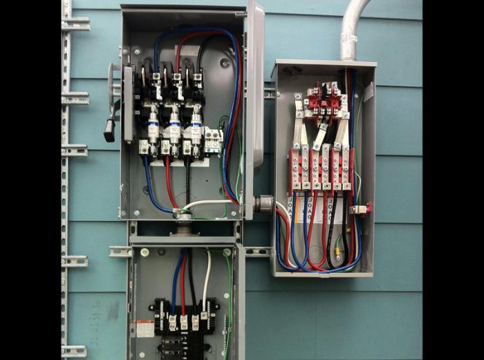automatyczne właściwości elektryczne