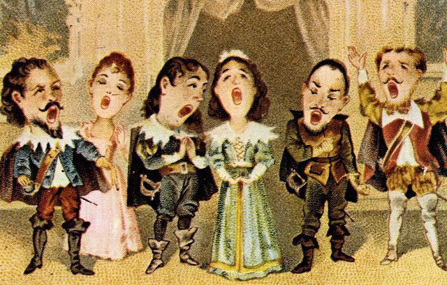 artisti del bel canto