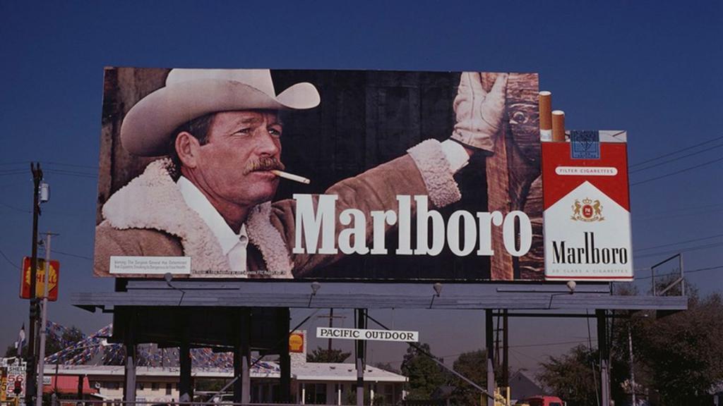 Маркиране на Marlboro