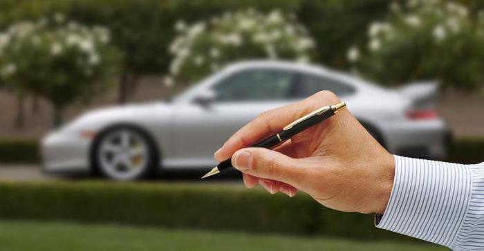 Cos'è il leasing auto per le persone?