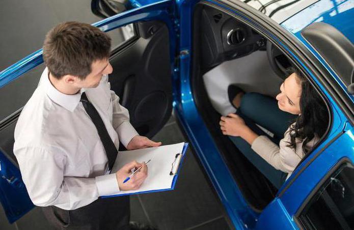 leasing di auto a Minsk per privati