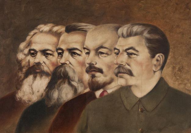 komunismus je