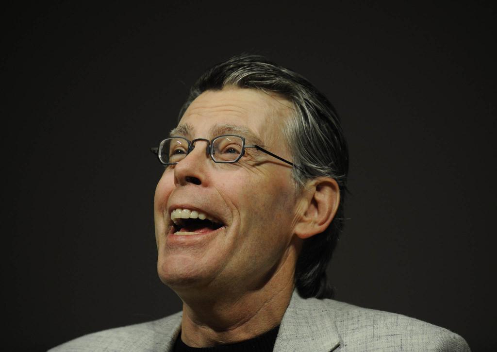 Scrittore americano Stephen King