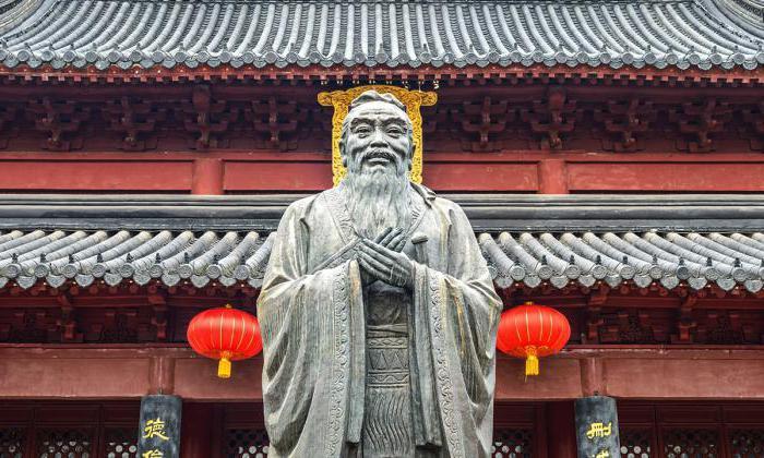 konfucijanstvo, kaj je