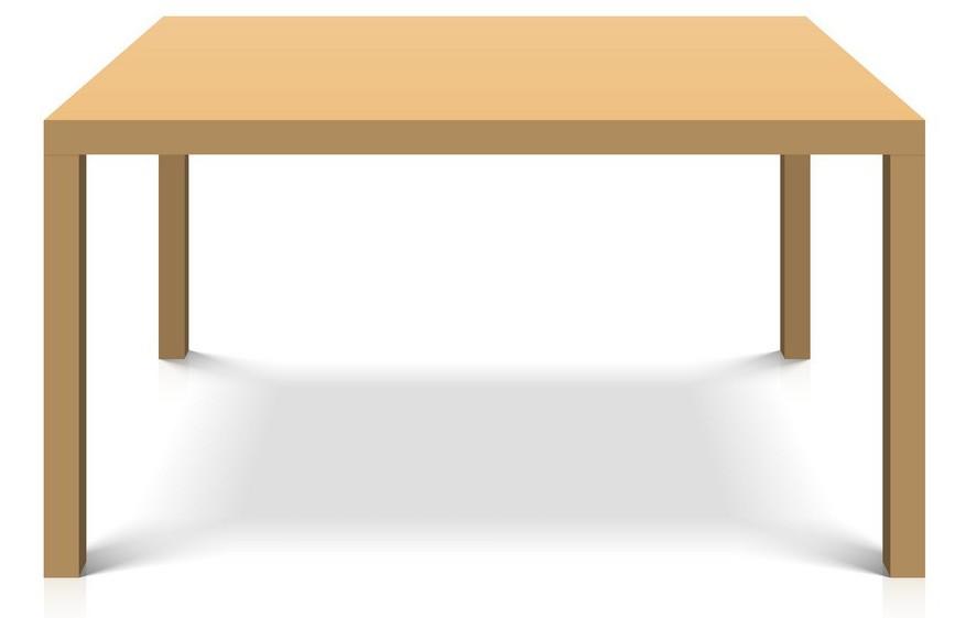 Tavolo alto