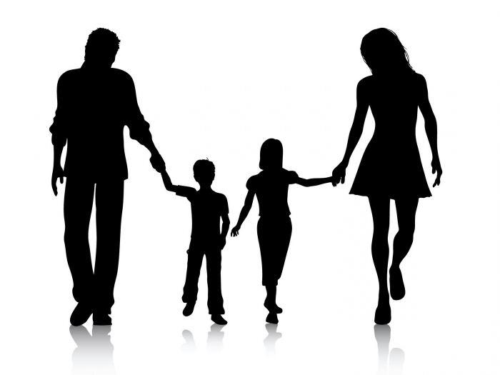 concetto di membro della famiglia