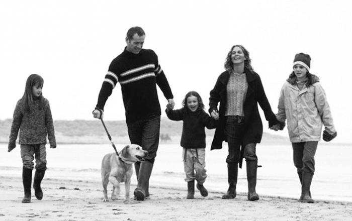 družinski in družbeni koncept družine