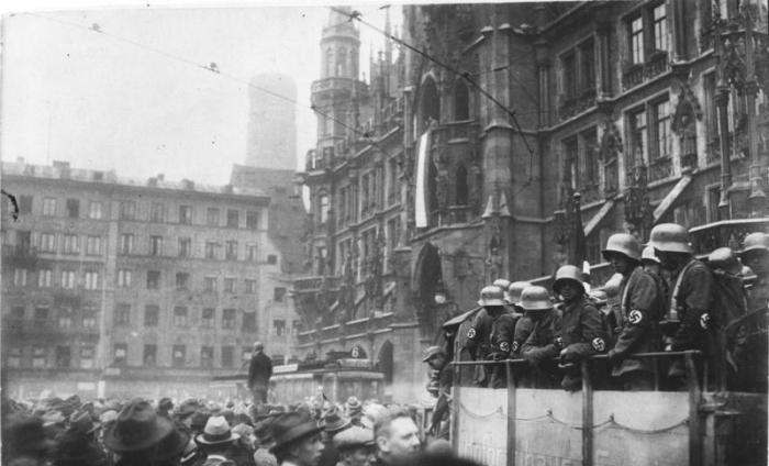 historia faszyzmu