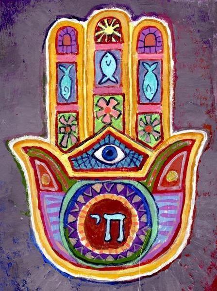 Czym Jest Hamsa Amulet Hamsa Ochrona Przed Wszelkimi