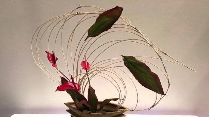 ikebana, co jest