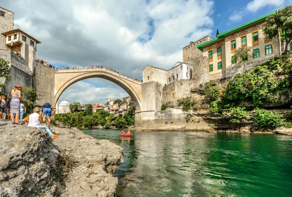 Туристи у Босни