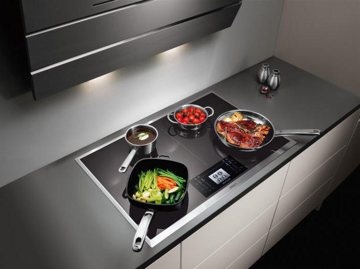 индукционна или електрическа плоча за готвене