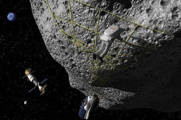 i più grandi asteroidi e il loro movimento