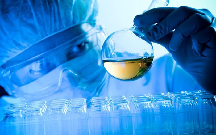 Биохимичен запис на кръвен тест