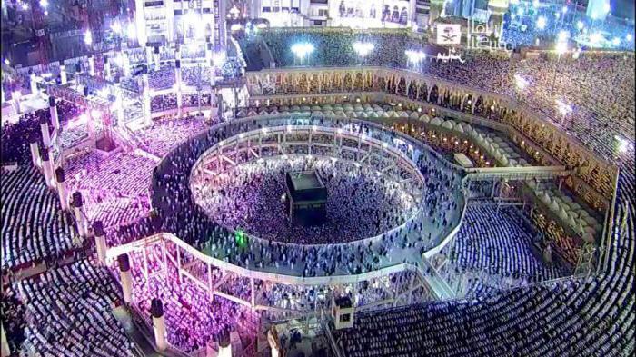 storia di kaaba