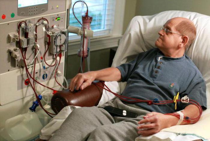 dialisi per insufficienza renale