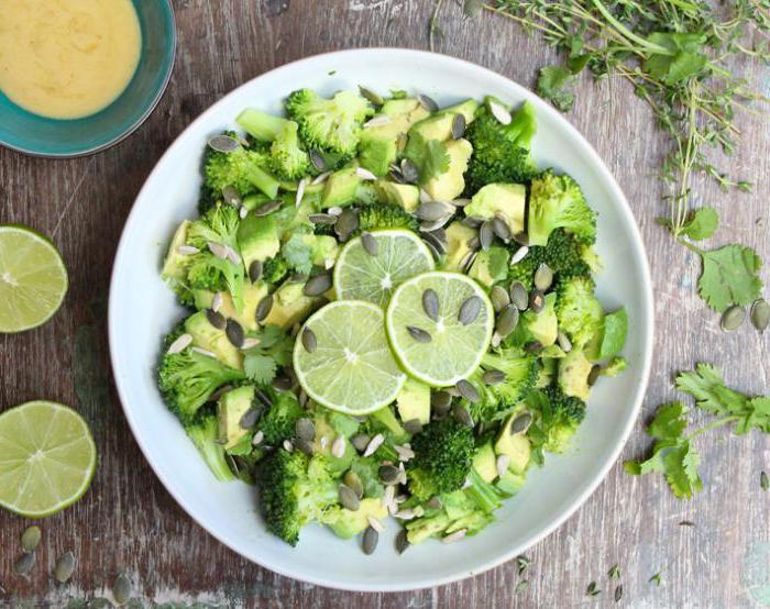 Frutta verde lime