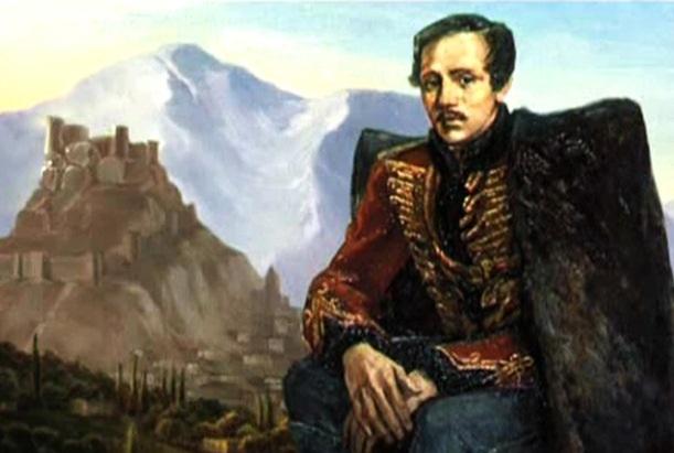 Лермонтов в Кавказ