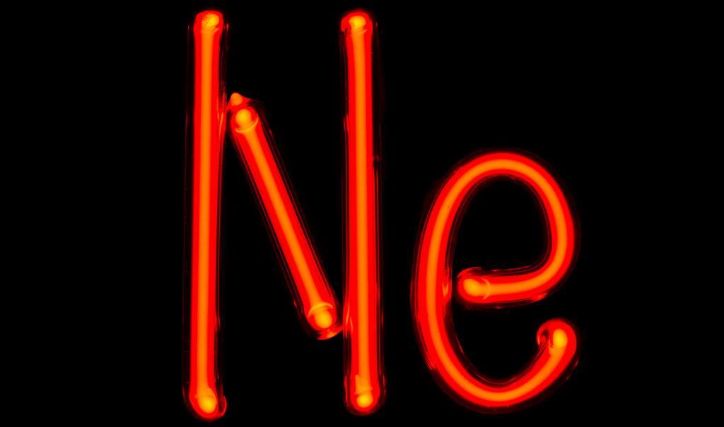 cos'è il neon