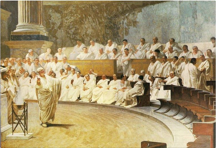 L'oligarchia ha origine nel mondo antico