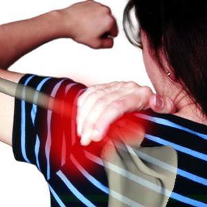 periartrite dell'articolazione della spalla