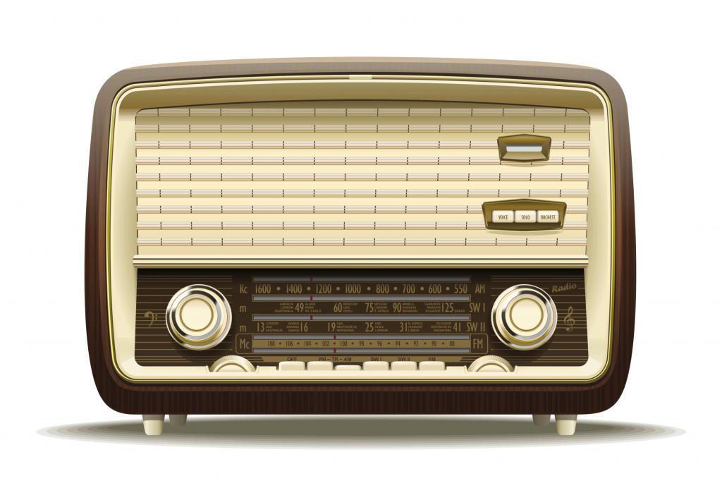 Modello radio