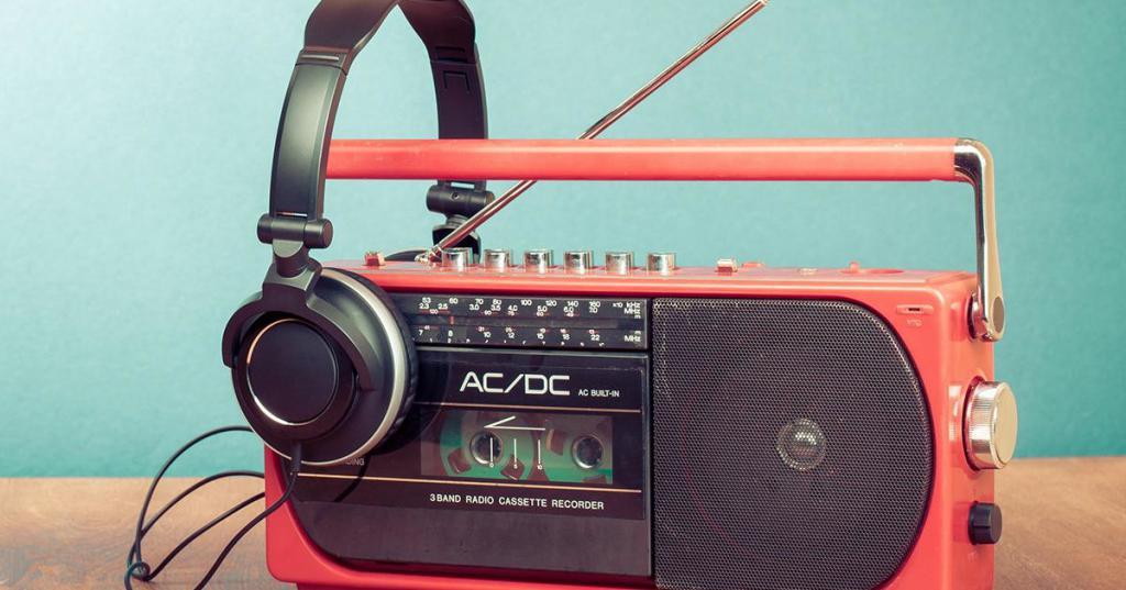 Registratore radio