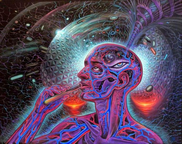 шта је психоделично