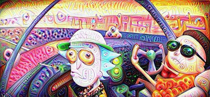 filmy psychedeliczne