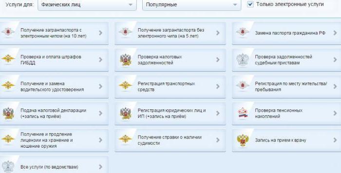 rejestracja na usługach państwowych