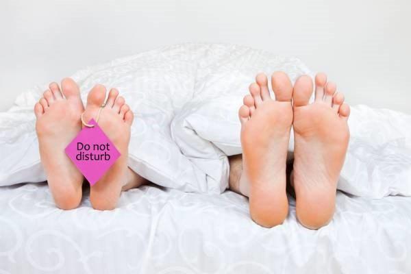 намаляване на сексуалното желание