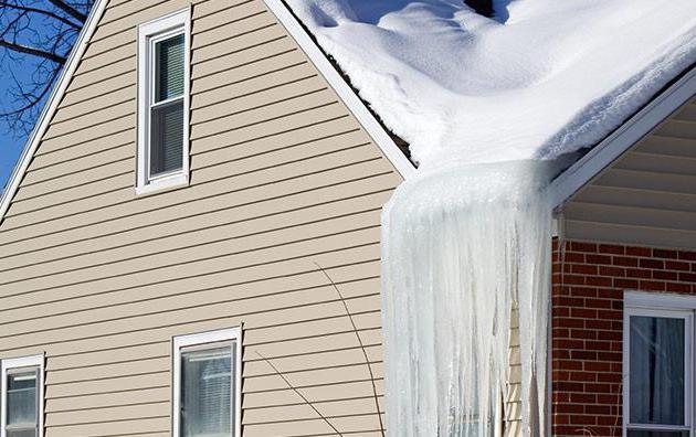 kakšna je razlika med zaledenitvijo in ledom