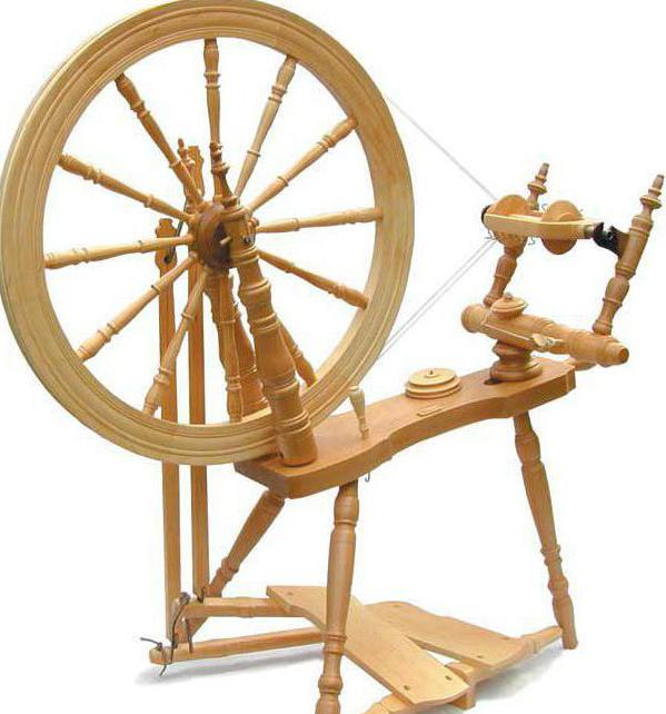 drewniane kołowrotek