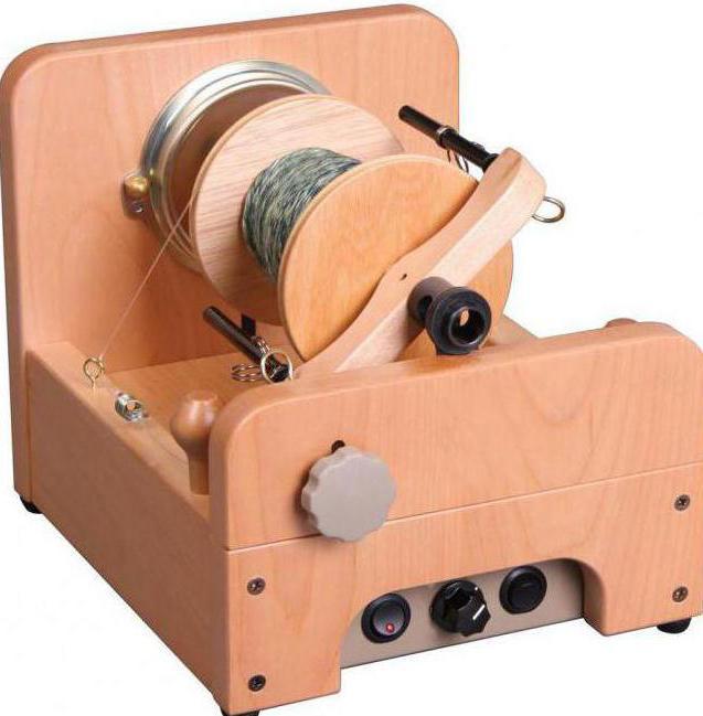 elektryczny kołowrotek