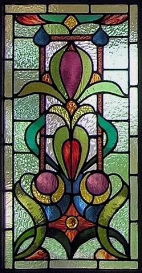 barvno vitraž