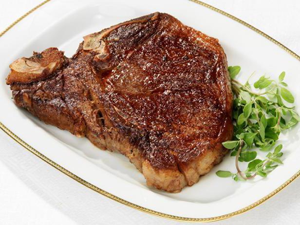 steak z mletého masa
