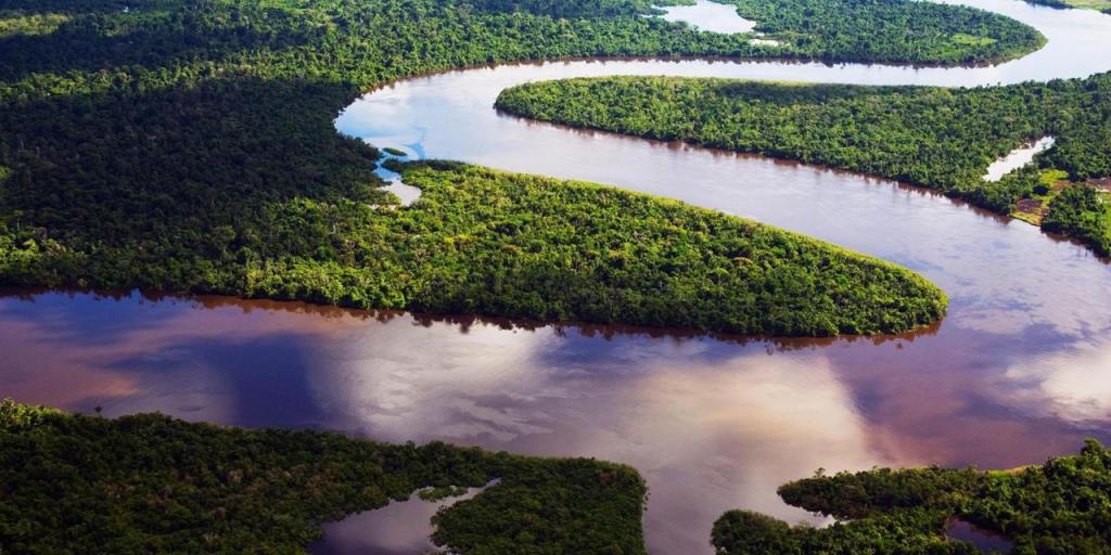 rijeka Amazon