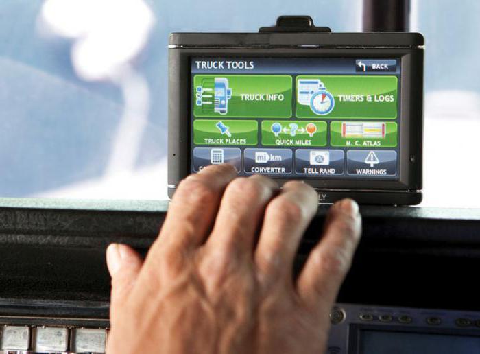 quale navigatore è migliore per i camion