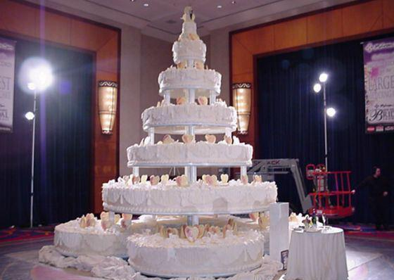 največja svetovna torta