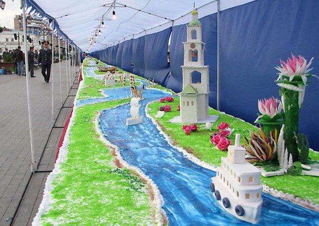 Guinnessova knjiga rekordov je največja torta