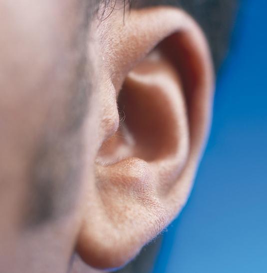 trattamento dell'orecchio