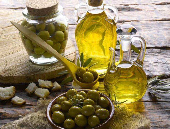 nerafinirano maslinovo ulje