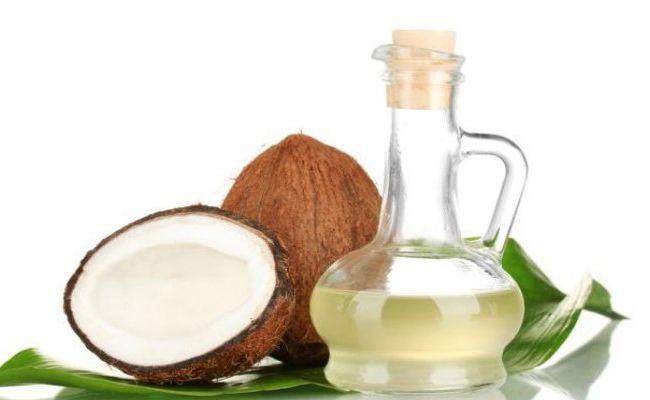 nerafinirano kokosovo ulje