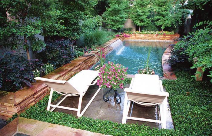 jakie jest marzenie o basenie