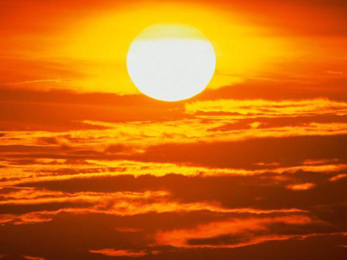 spavati ogromno sunce