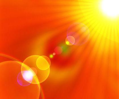 sanjam pogledati sunce