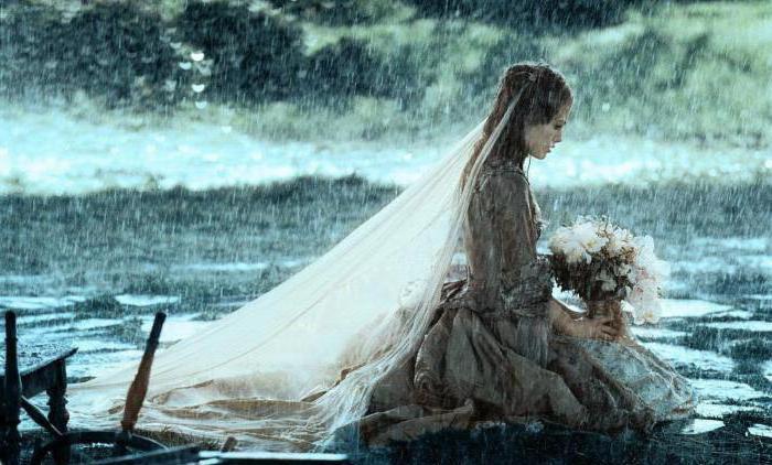 dormire la sposa in bianco