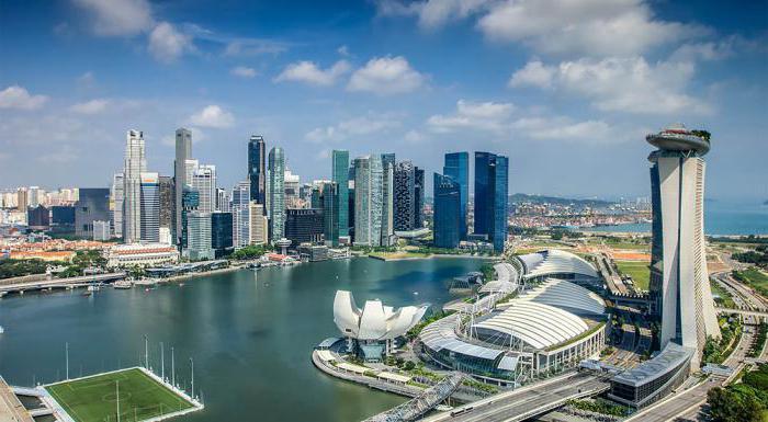 autore di miracolo economico singapore