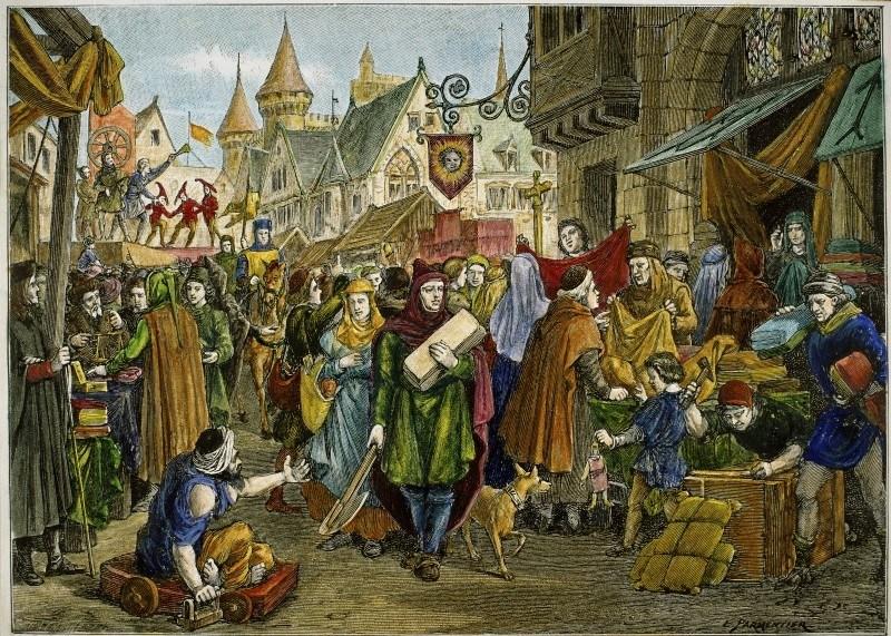 corporazioni medievali